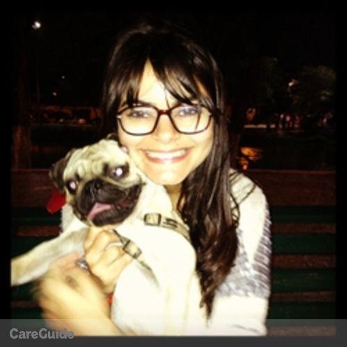 Canadian Nanny Provider Ana Severo's Profile Picture
