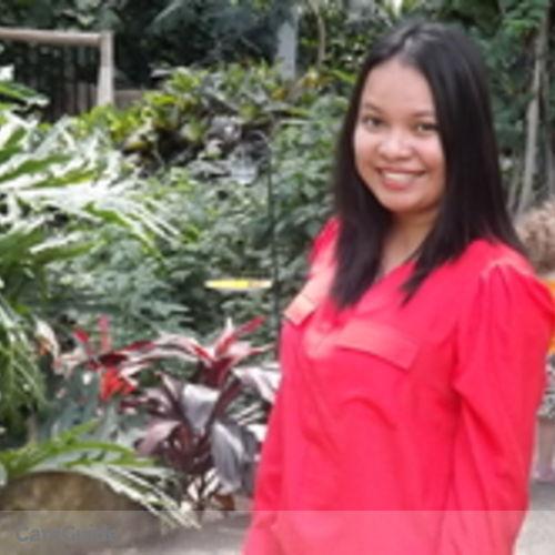 Canadian Nanny Provider Jennie 's Profile Picture