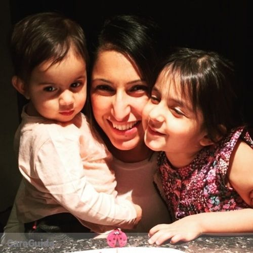 Canadian Nanny Job Amandip Badyal's Profile Picture