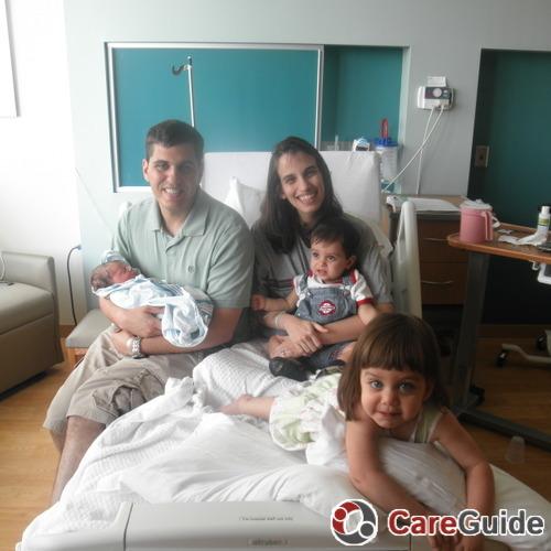 Child Care Job Laura Farrington's Profile Picture