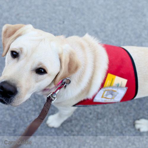 Pet Care Provider Yeishia W's Profile Picture