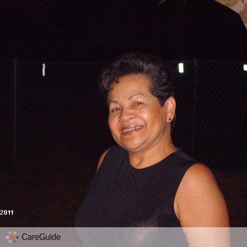 Housekeeper Provider paola jimenez's Profile Picture