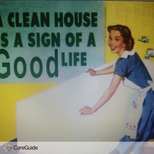 Housekeeper Provider Jenn M's Profile Picture