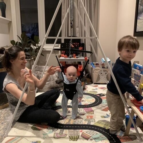 Looking for full time live-out nanny