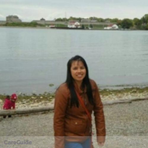 Canadian Nanny Provider Jennifer Lacdao's Profile Picture
