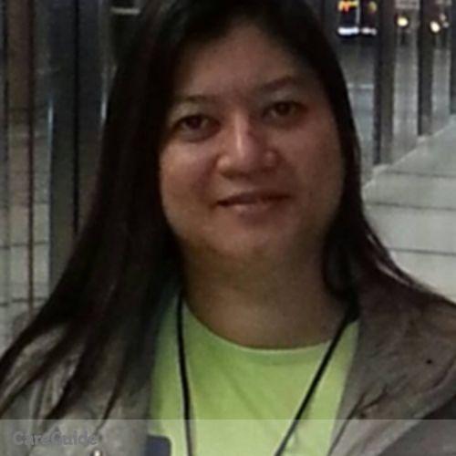 Canadian Nanny Provider Sheila Liza Feliciano's Profile Picture