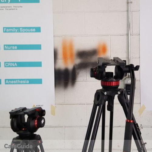Videographer Provider Katie B's Profile Picture