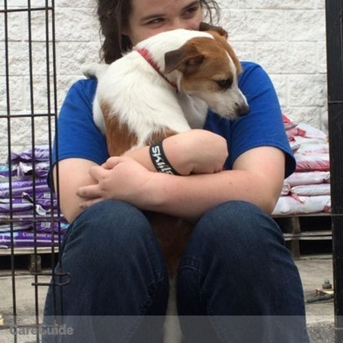 Pet Care Provider Danielle Roberts's Profile Picture