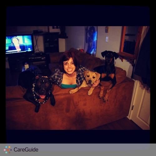Pet Care Provider Stephanie M's Profile Picture