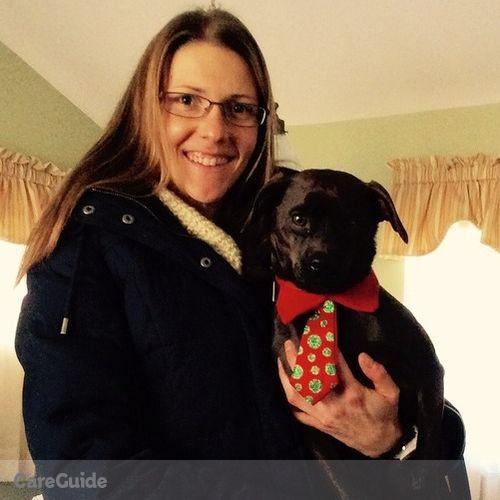 Pet Care Provider Megan Page's Profile Picture