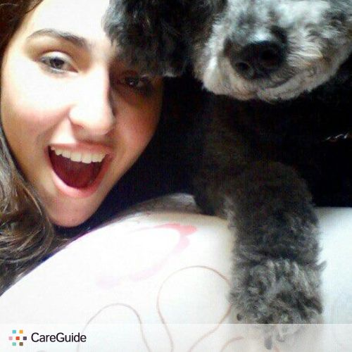 Pet Care Provider Nathaly Ferreira Rodrigues's Profile Picture