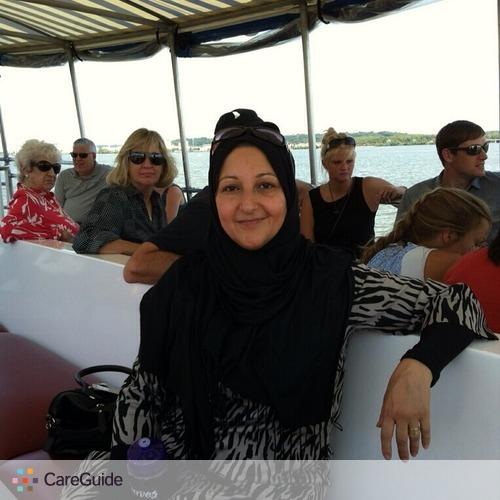 Child Care Provider Fatemeh Ranjbarkohan's Profile Picture