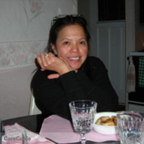 Canadian Nanny Provider Elenita Rivera's Profile Picture