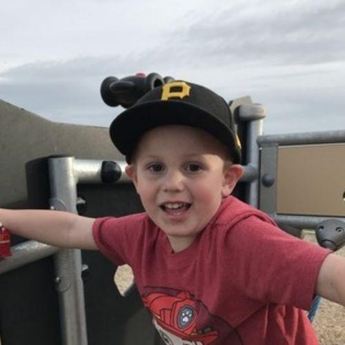 Child Care Job Jarrett B's Profile Picture
