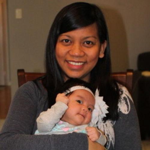 Canadian Nanny Provider Pinky Molino's Profile Picture
