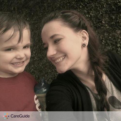 Child Care Provider Jessica Cain's Profile Picture
