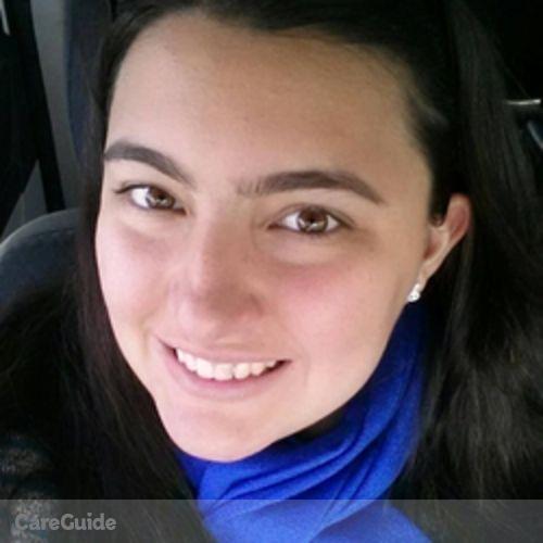 Canadian Nanny Provider Jillian A's Profile Picture