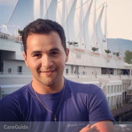 Canadian Nanny Provider Vinicius Dantas's Profile Picture