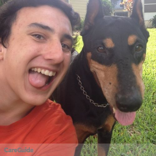 Pet Care Provider Juan Ayala's Profile Picture