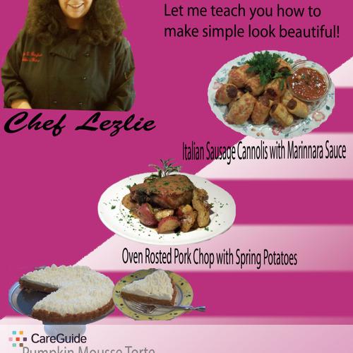 Chef Provider Lezlie Ringland's Profile Picture