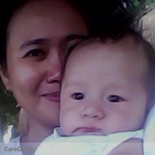 Canadian Nanny Provider Mercedita Gaudiel's Profile Picture