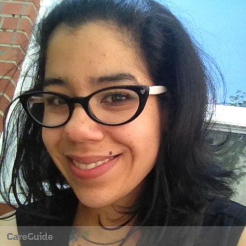 Canadian Nanny Provider Maria Ruiz's Profile Picture