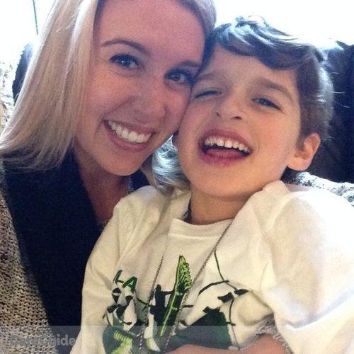Canadian Nanny Provider Paige Fredriksen's Profile Picture