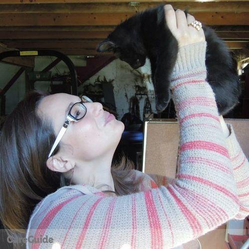 Pet Care Provider Danielle B's Profile Picture