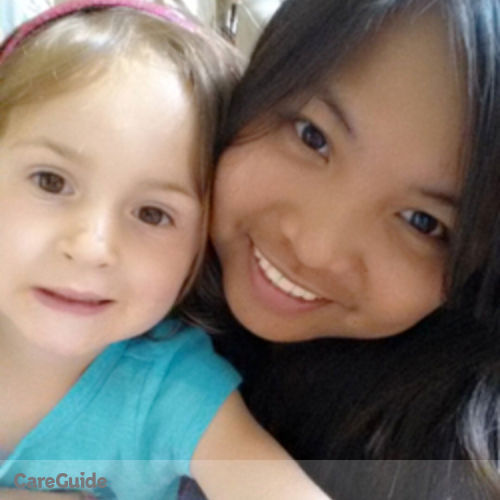 Canadian Nanny Provider Reabelle Corpuz's Profile Picture
