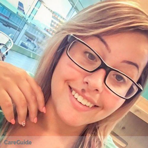 Canadian Nanny Provider Claudia Verissimo's Profile Picture