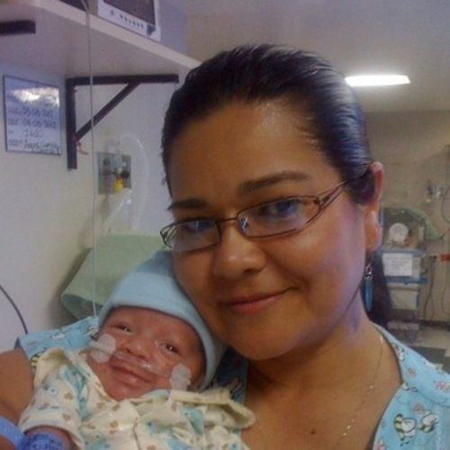 Canadian Nanny Provider Gloria Esperanza B's Profile Picture