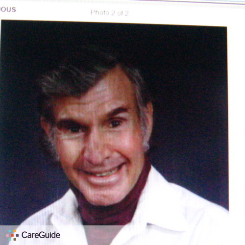 Child Care Provider George M's Profile Picture