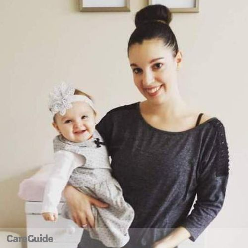 Canadian Nanny Provider Silvia Holman's Profile Picture