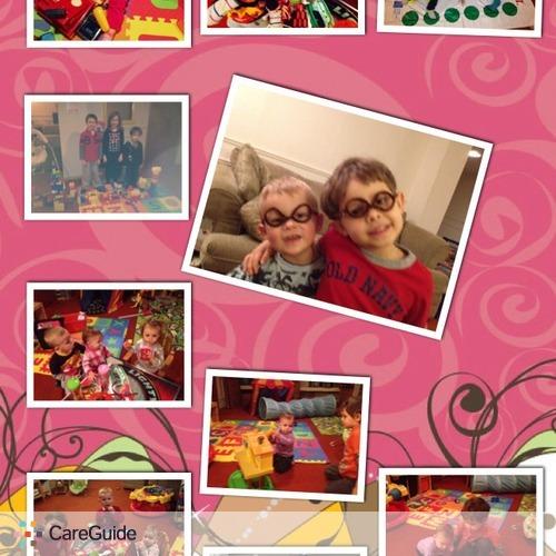 Child Care Provider Cassandra Carby's Profile Picture