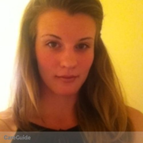 Canadian Nanny Provider Sidney T's Profile Picture
