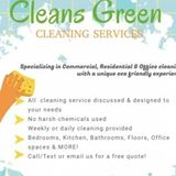 Capable House Cleaner providing general cleaning with green (eco friendly) cleaning. Available Immediately