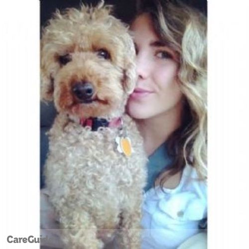 Canadian Nanny Provider Chantal Colby's Profile Picture