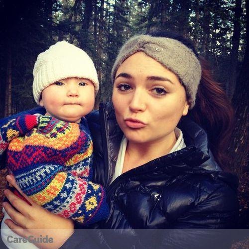 Canadian Nanny Provider Chelsea Bouma's Profile Picture