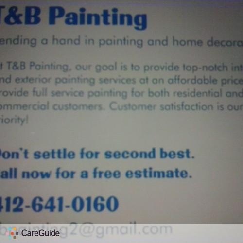 Painter Job Travis Bolton's Profile Picture