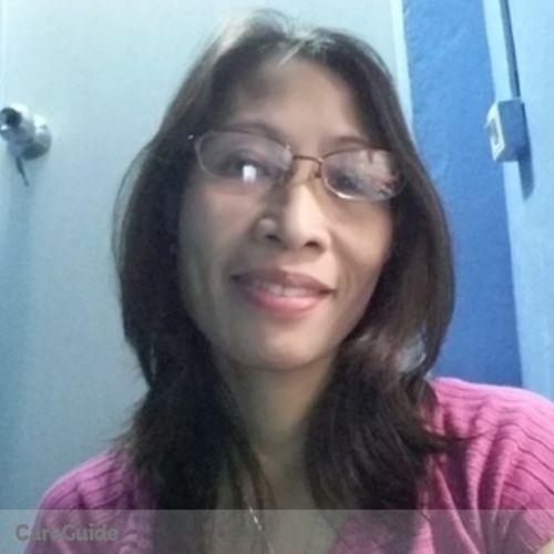 Canadian Nanny Provider Lilian Maza's Profile Picture