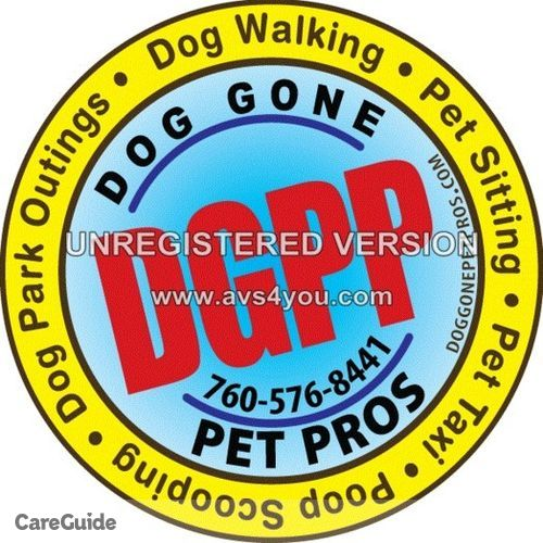 Pet Care Provider Dog Gone Pet Pros's Profile Picture