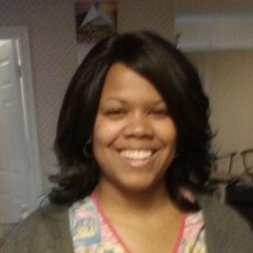 Child Care Provider Caleshea Herrington's Profile Picture