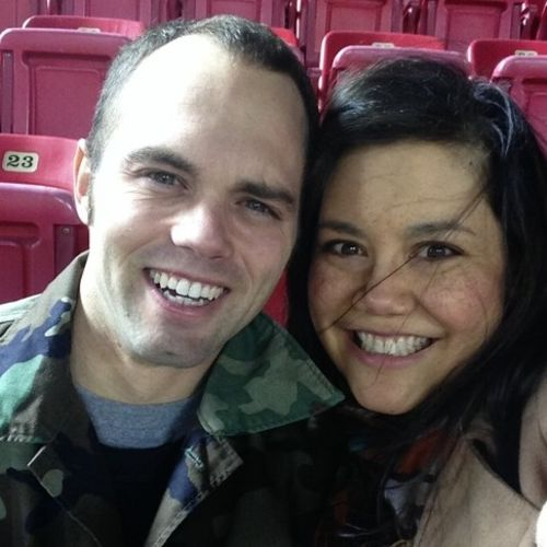 House Sitter Provider Zach and Natalie Beard-Iwai's Profile Picture
