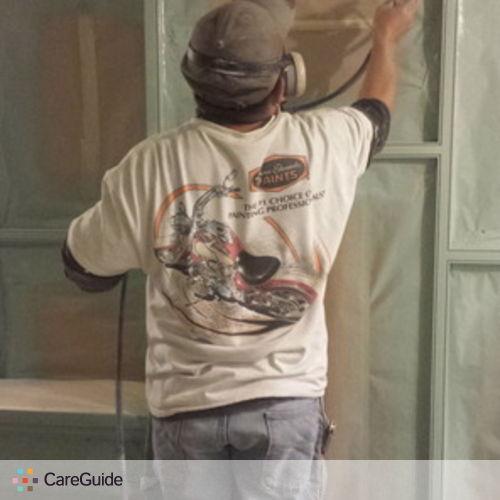 Painter Provider Jim Garcia's Profile Picture