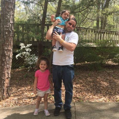 Child Care Provider Giovanni R's Profile Picture