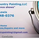 Painter in South Hill