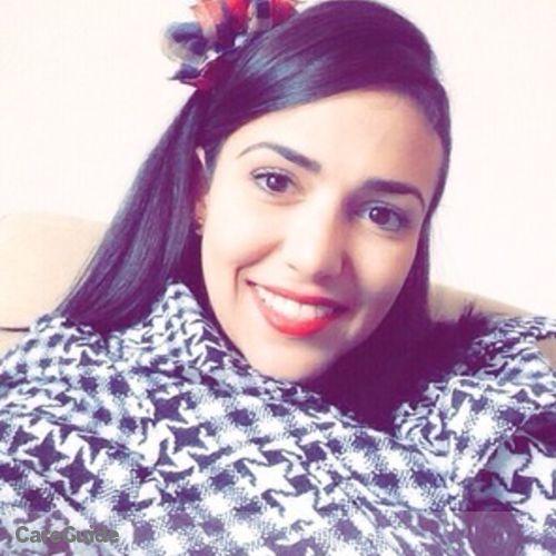 Canadian Nanny Provider Estefania G's Profile Picture