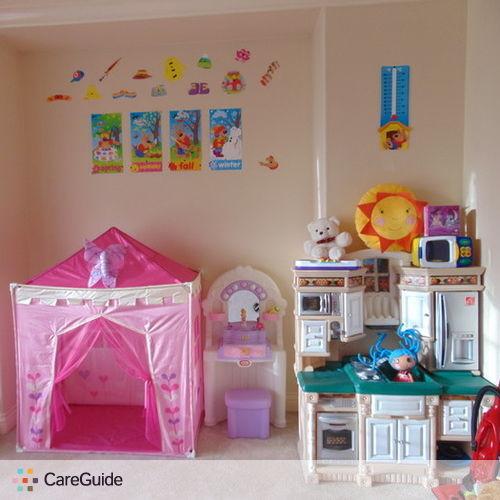 Child Care Provider Arezoo Asgarkhani's Profile Picture