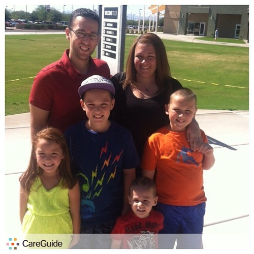 Child Care Provider Jericho Richardson's Profile Picture