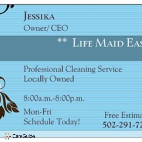 Housekeeper Provider Life Maid Easy's Profile Picture